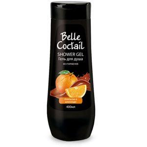 Гель для душа Belle Coctail Апельсин в шоколаде 400 мл