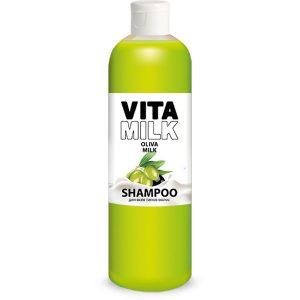 Шампунь для волос VitaMilk Олива и молоко