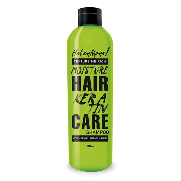 Шампунь для волос Helen Mone Супер восстановление, 500 мл