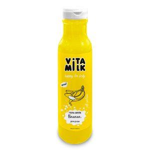 Гель для душа VITAMILK<br> Банан и молоко<br> 350 мл